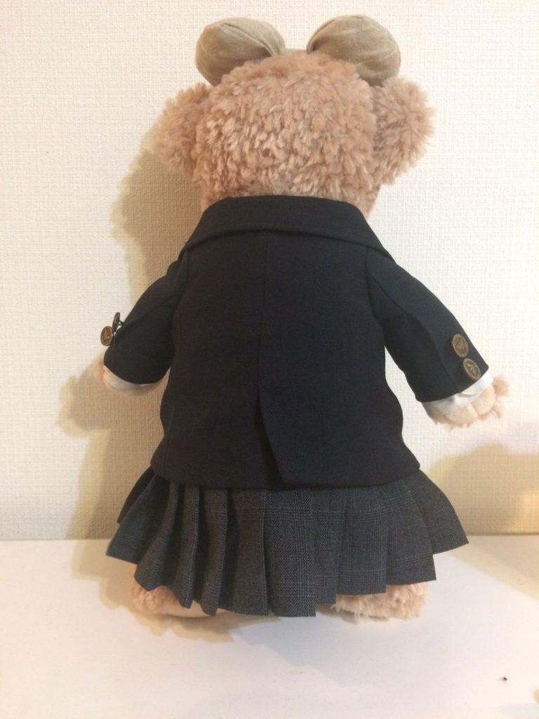シェリーメイのブレザー制服