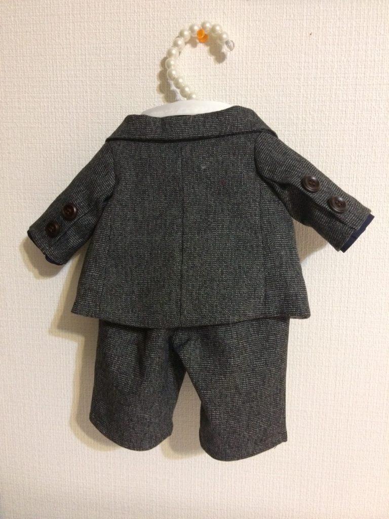 ハンガー付きミニチュアブレザー制服