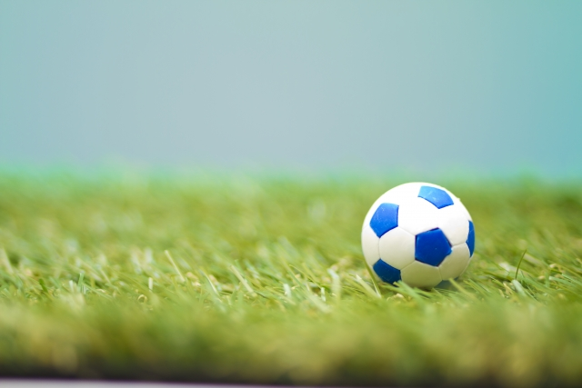 ミニチュアサッカーボール