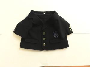 ミニチュア制服のブレザー