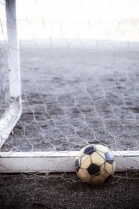 ミニチュアサッカー