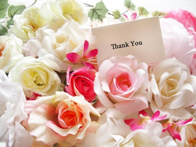 先生へ贈る花束