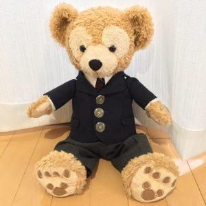 ミニチュア制服 ダッフィー