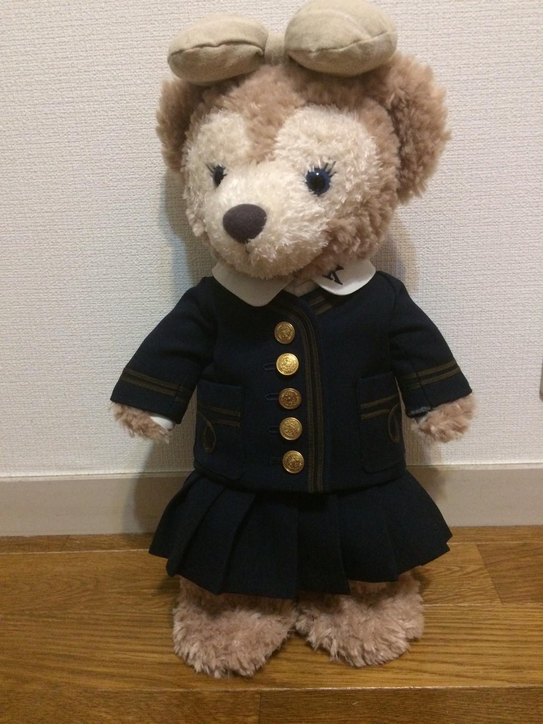 ミニチュア制服の完成品_37