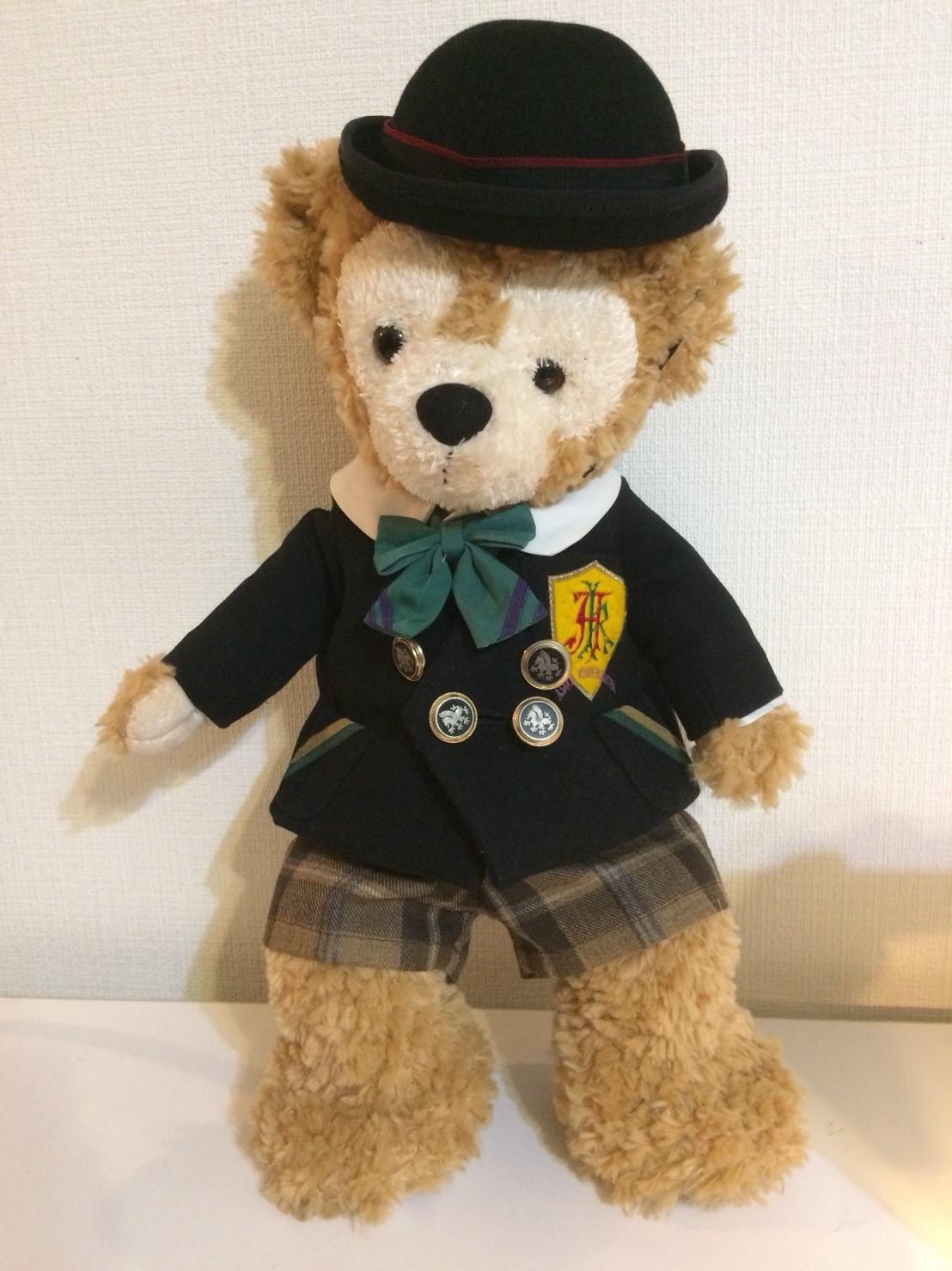 幼稚園のミニチュアブレザー制服
